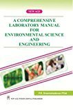 A Comprehensive Laboratory Manual for Environmental Science and Engineering by P R Pillai Sreemahadevan