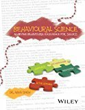 Behavioural Science Achieving Behavioural Excellence for Success WIND                        Paperback by Abha Singh (Author)| Pustakkosh.com