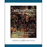 Accounting Text and Cases by Robert Anthony