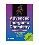 Advanced Inorganic Chemistry - Vol. 1 by Prakash Satya & et Al.