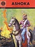 Ashoka Amar Chitra Katha by Meena Talim