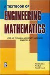 A Textbook of Engineering Mathematics For III Rd Semester by N. Bali