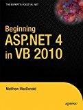 Beginning ASP.NET 4 in VB 2010 by Matthew MacDonald