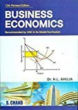 Business Economics by H.L. Ahuja
