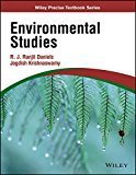 Environmental Studies by R.J. Ranjit Daniels