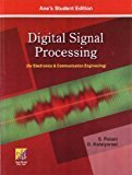 Digital Signal Processing For Ece by S. Palani