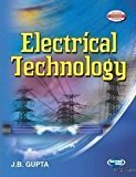 Electrical Technology by J.B. Gupta