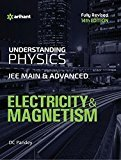 Understanding Physics for JEE Main  Advanced Electricity  Magnetism by D C Pandey