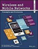 Wireless and Mobile Networks Concepts and Protocols 2ed WIND by Sunilkumar S. Manvi