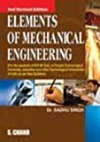 Elements of Mechanical Engineering                        Paperback by Singh Sadhu (Author)| Pustakkosh.com