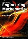 Engineering Mathematics by Grewal B S