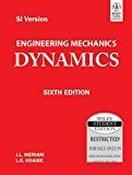Engineering Mechanics Dynamics by L.G. Kraige J.L. Meriam