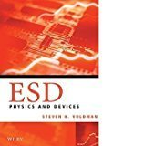 ESD Physics and Devices by Voldman And Wiley