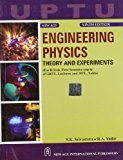 Engineering Physics  Theory and Experiments 9e PB by Srivastava S K