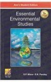 Essential Environmental Studies by S.P. Misra