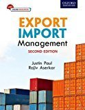 Export Import Management by Justin Paul