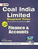Coal India Limited Management Trainee Finance  Accounts 2017 by GKP