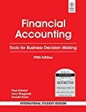 Financial Accounting Tools for Business Decision Making by Paul Kimmel