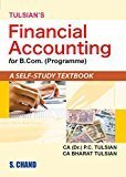 Tulsians Financial Accounting for B.Com by P. C. Tulsian
