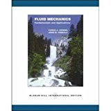 Fluid Mechanics Fundamentals And Applications by Cengel