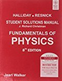 Fundamentals of Physics Student Solutions Manual by Halliday