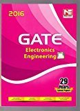 GATE-2016 Electronics Engg Solved Papers Old Edition by MADE EASY Team