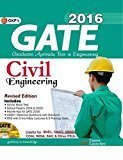 GATE Guide Civil Engineering 2016 by GKP