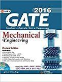 GATE Guide Mechanical Engineering 2016 by GKP