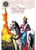 Great Indian Emperors 3 in 1 Amar Chitra Katha by Anant Pai