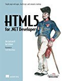 HTML 5 for .NET Developers MANNING by Jim Jackson Ii