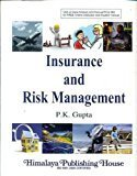 Insurance And Risk Magement by P.K. Gupta