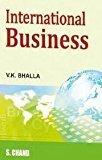 International Business by Bhalla V.K.