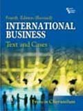 International Business Text and Cases by Francis Cherunilam