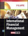 International Financial Management by Prakash. G. Apte