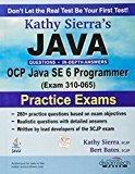 Java OCP Java Se 6 Programmer Exam 310-065 Practice Exams by Kathy Sierra