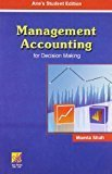 Management Accounting Theory and Practice by Mamta Shah