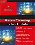 Wireless Technology Includes Practicals by Nupur Prasad Giri