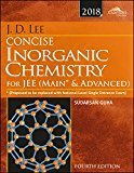 Wileys J.D. Lee Concise Inorganic Chemistry for JEE Main  Advanced 4ed 2018 by Sudarsan Guha