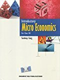 Introductory Micro Economics  for Class 12 Old Edition by Sandeep Garg