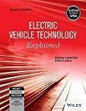 Electric Vehicle Technology Explained 2ed WSE by James Larminie
