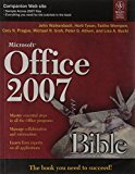 Microsoft Office 2007 Bible by John Walkenbach