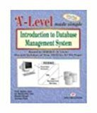 A Level Made Simple-intro to Database Management System A7-R4 by Satish Jain