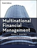 Multinational Financial Management 9ed by Alan C. Shapiro