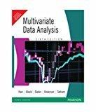 Multivariate Data Analysis by Joseph F. Hair