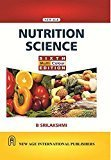 Nutrition Science by B Srilakshmi