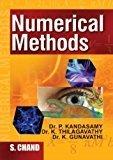 Numerical Methods by Kandasamy P.& et Al.