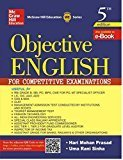 Objective English for Competitive Examination Old Edition by Hari Mohan Prasad