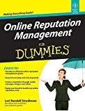 Online Reputation Management for Dummies by Lori Randall Stradtman