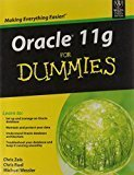 Oracle 11g for Dummies by Chris Zeis