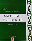 Organic Chemistry Natural Products Vol II PB by Agarwal O P